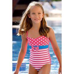 Stroje jednoczęściowe dziewczęce: Dziewczęcy kostium kąpielowy Nataly DB3