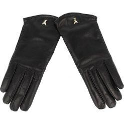 Rękawiczki damskie: Rękawiczki Damskie PATRIZIA PEPE - 2V5421/A229-K103 7,5 Nero