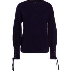 Polo Ralph Lauren Sweter hunter navy. Niebieskie swetry klasyczne męskie marki Polo Ralph Lauren, m, z bawełny, polo. W wyprzedaży za 495,20 zł.