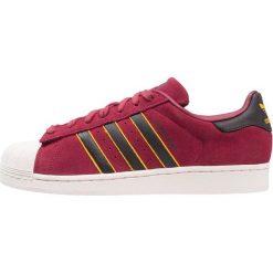 Adidas Originals SUPERSTAR Tenisówki i Trampki red/core black/yelllow adiprene. Czerwone tenisówki męskie adidas Originals, z materiału. Za 399,00 zł.