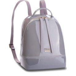 Plecak FURLA - Candy 977193 B BJW2 PL0 Onice e. Szare plecaki damskie marki Furla, z tworzywa sztucznego, klasyczne. Za 1125,00 zł.