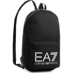 Plecak EA7 EMPORIO ARMANI - 245002 CC801 00020  Black. Białe plecaki męskie EA7 Emporio Armani, z materiału. Za 269,00 zł.