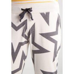 Bryczesy damskie: Juvia STAR PRINT  Spodnie treningowe ecru anthra