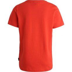 T-shirty chłopięce z nadrukiem: KARL LAGERFELD Tshirt z nadrukiem orange
