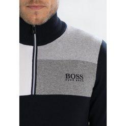 Swetry klasyczne męskie: BOSS ATHLEISURE ZELCHIOR PRO Sweter navy