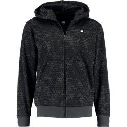 GStar CORE HOC HOODED ZIP SW L/S Bluza rozpinana mdf/raven. Szare bluzy męskie rozpinane marki G-Star, l, z bawełny. W wyprzedaży za 422,10 zł.