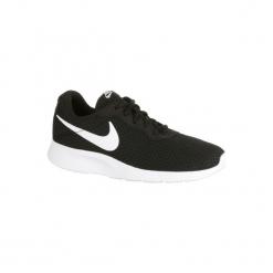 Buty męskie do szybkiego marszu Tanjun w kolorze czarno-białym. Czarne buty fitness męskie marki Nike. Za 219,99 zł.