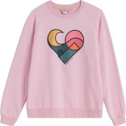 Bluzy rozpinane damskie: BLUZA CYRO NEW PINK