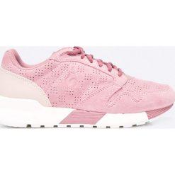 Le Coq Sportif - Buty Omega X W Summer Flavor. Szare buty sportowe damskie marki adidas Originals, z gumy. W wyprzedaży za 279,90 zł.