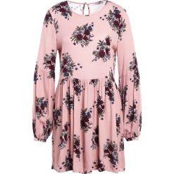 Sukienki hiszpanki: Glamorous Sukienka letnia rose magenta