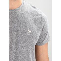 T-shirty męskie: Abercrombie & Fitch FALL CREW 3 PACK Tshirt basic grau/schwarz/weiß