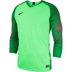 Bejsbolówki męskie: Nike Bluza męska Gardinien II Gk Jsy Ls zielona r. L (898043398)