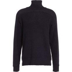 Swetry klasyczne męskie: Won Hundred COLIN Sweter black