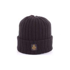 Czapki Refrigiwear  B01600. Czarne czapki zimowe męskie Refrigiwear. Za 199,36 zł.