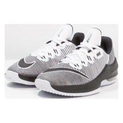 Nike Performance AIR MAX INFURIATE II  Obuwie do koszykówki white/black. Białe buty sportowe chłopięce Nike Performance, z gumy. Za 279,00 zł.