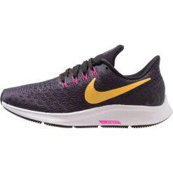 Nike Performance AIR ZOOM PEGASUS  Obuwie do biegania treningowe gridiron/laser orange/black/pink blast/white. Szare buty do biegania damskie Nike Performance, z materiału. Za 509,00 zł.