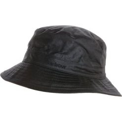 Kapelusze damskie: Barbour WAX SPORTS HAT Kapelusz black