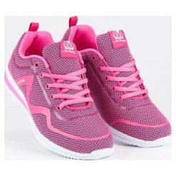 Buty sportowe damskie: AX BOXING Buty damskie LS Lite Run różowe r. 38