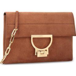 Torebka COCCINELLE - BD6 Arlettis Suede E1 BD6 19 01 01 Brule 074. Brązowe torebki klasyczne damskie Coccinelle. W wyprzedaży za 629,00 zł.