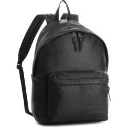 Plecak EASTPAK - Padded Pak'r EK620 Black Ink Leather 64O. Czarne plecaki męskie Eastpak, z materiału. Za 759,00 zł.