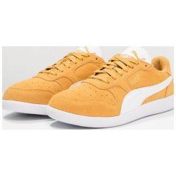 Puma ICRA TRAINER SD Tenisówki i Trampki honey mustard/white. Żółte tenisówki damskie Puma, z materiału. W wyprzedaży za 188,10 zł.