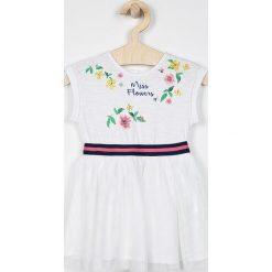 Sukienki dziewczęce z falbanami: Blukids – Sukienka dziecięca 74-98 cm