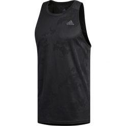 Koszulka do biegania męska ADIDAS RESPONSE SINGLET / CE7279. Czarne koszulki do biegania męskie Adidas, m. Za 99,00 zł.