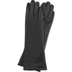 Rękawiczki damskie 45-6L-233-1. Czarne rękawiczki damskie marki Wittchen. Za 99,00 zł.