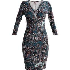 Sukienki: Anna Field Sukienka z dżerseju dark green/ brown