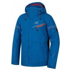 Hannah Kurtka Narciarska Męska Marrim Mykonos Blue M. Niebieskie kurtki narciarskie męskie marki Oakley, na lato, z bawełny, eleganckie. Za 749,00 zł.