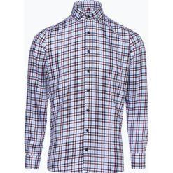 Finshley & Harding - Koszula męska, czerwony. Czerwone koszule męskie na spinki Finshley & Harding, m, z bawełny, z włoskim kołnierzykiem. Za 179,95 zł.