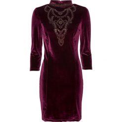 Sukienki: Sukienka bonprix ciemny lila