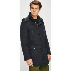 Pierre Cardin - Kurtka. Czarne kurtki męskie marki Pierre Cardin, z materiału. W wyprzedaży za 999,90 zł.