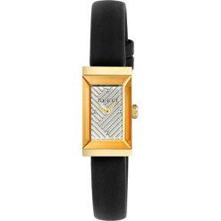 ZEGAREK GUCCI G-Frame YA147506. Szare zegarki damskie GUCCI, szklane. Za 3790,00 zł.