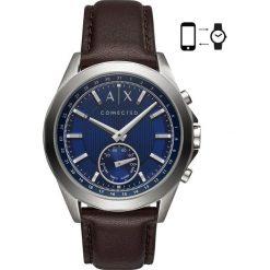 Armani Exchange Connected Zegarek matt/braun. Czerwone zegarki męskie marki Armani Exchange Connected. Za 929,00 zł.