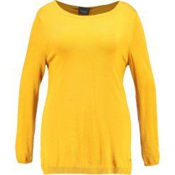 Swetry klasyczne damskie: Persona by Marina Rinaldi AVO Sweter mustard