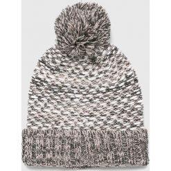 Roxy - Czapka. Szare czapki zimowe damskie Roxy, na zimę. W wyprzedaży za 99,90 zł.