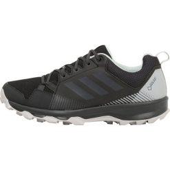 Adidas Performance TERREX TRACEROCKER GTX Obuwie hikingowe black/carbon/ashgreen. Brązowe buty sportowe damskie marki adidas Performance, z gumy. Za 399,00 zł.