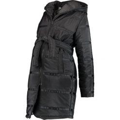 Płaszcze damskie pastelowe: 9Fashion CAIRON Płaszcz zimowy black