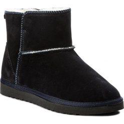 Buty TAMARIS - 1-26453-29 Navy 805. Niebieskie buty zimowe damskie Tamaris, ze skóry. W wyprzedaży za 159,00 zł.