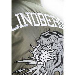 Kurtki męskie bomber: Lindbergh EMBROIDERY Kurtka Bomber army