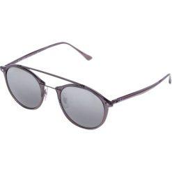 RayBan Okulary przeciwsłoneczne grey. Szare okulary przeciwsłoneczne damskie lenonki marki Ray-Ban. Za 699,00 zł.