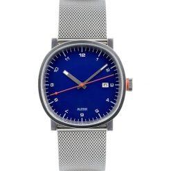 Zegarki męskie: Zegarek męski Tic15 stalowa bransoleta niebieski