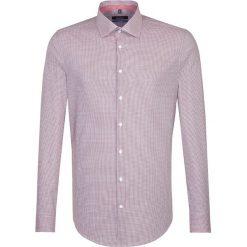 Koszule męskie na spinki: Koszula – Tailored – w kolorze biało-czerwonym