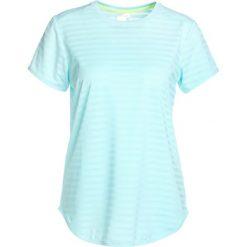 Craft BREAKAWAY TEE TWO  Tshirt basic heal/galactic. Czarne topy sportowe damskie marki Craft, m. Za 149,00 zł.