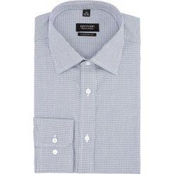 Koszule męskie: koszula versone 2755 długi rękaw custom fit niebieski