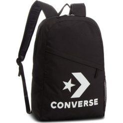 Plecak CONVERSE - 10008091-A01  Czarny. Czarne plecaki męskie Converse, z materiału, sportowe. Za 129,00 zł.