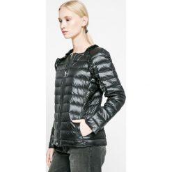 Diesel - Kurtka puchowa. Czarne kurtki damskie pikowane marki FORCLAZ, m, z materiału. W wyprzedaży za 639,90 zł.