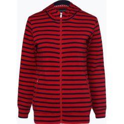 Franco Callegari - Damska bluza rozpinana, czerwony. Zielone bluzy rozpinane damskie marki Franco Callegari, z napisami. Za 139,95 zł.