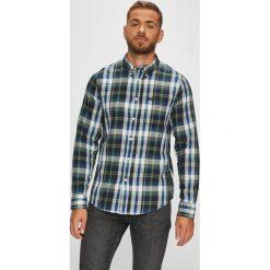 Lee - Koszula. Szare koszule męskie na spinki marki Lee, l, z bawełny, button down, z długim rękawem. Za 199,90 zł.
